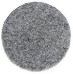 Stretch van lining carpet - Anthracite (mottle Grey)