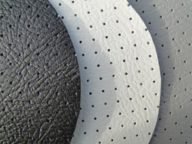 Headlining Material Automotive Foam Back Roof Lining