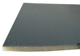 upholstery vinyl on scrim back foam, Grey