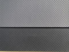 Embossed Upholstery Vinyl Classic Car Seat Vinyl Brick